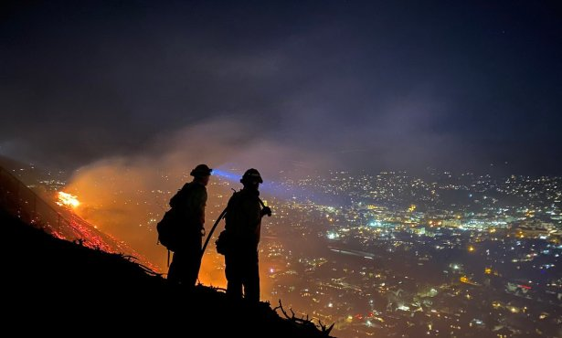 Lessons Learned from May's Loma Fire