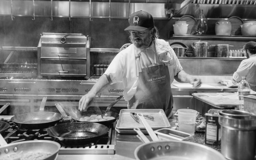 Chef Neal Fraser Comes to Ojai Valley Inn