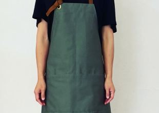 Local Designer Rethinks Aprons and Trash Bags in 'Good Kitchen Products'