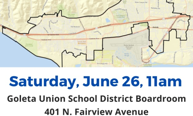 Join Us THIS Saturday for In-Person District Elections Workshop