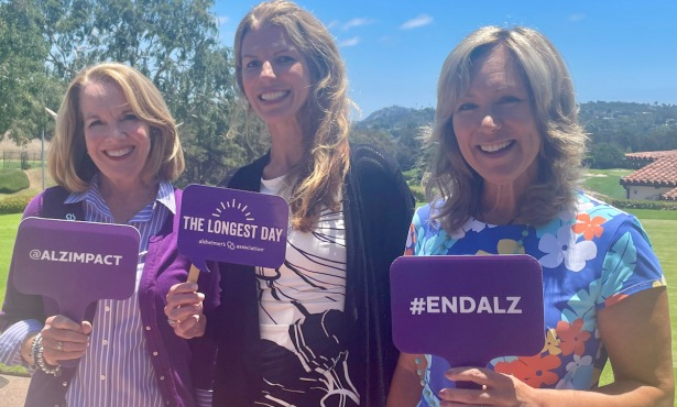 Game Day Raises Awareness and Funds for Alzheimer's Association