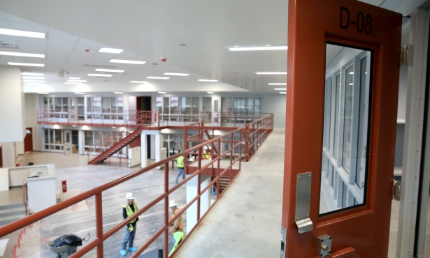 Santa Barbara County Uncuffed from Complete Jail Renovation
