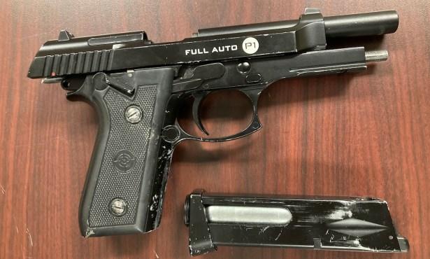 Man with Replica Handgun Causes Mission Santa Inés to Be Evacuated