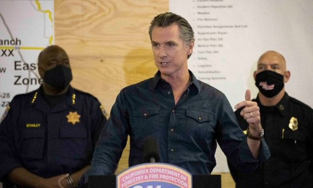 Keep Newsom in the Governor's Office: Part 1