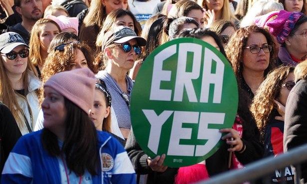 Santa Barbara Women's Political Committee Tackles the ERA