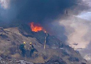 Hope Ranch Volcano Rises Again