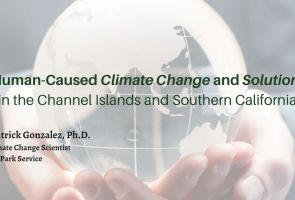 Human-Caused Climate Change in the Channel Islands