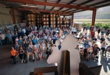 Hundreds Gather to Celebrate Life of Vintner Jim Clendenen