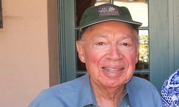 Lee Moldaver: Santa Barbara's Most Ubiquitous Activist Dies