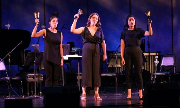 'Living Voices: An Afternoon of New Song'