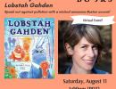 Children's Virtual Book Event: Alli Brydon (LOBSTAH GAHDEN)
