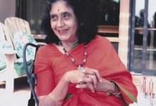 Nandini Iyer: 1931-2021
