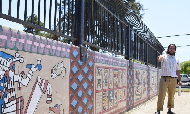Occupy Ortega Park Amplifies Community Support for Murals