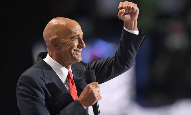 Thomas Barrack, Billionaire and Accused Foreign Agent, Free on $250 Million Bail