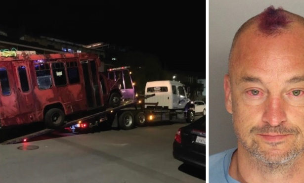 Isla Vista 'Mirror Bus' Man Found Guilty on All Charges