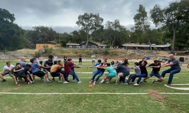 Cops & Kids Camp Connects Teens and Police