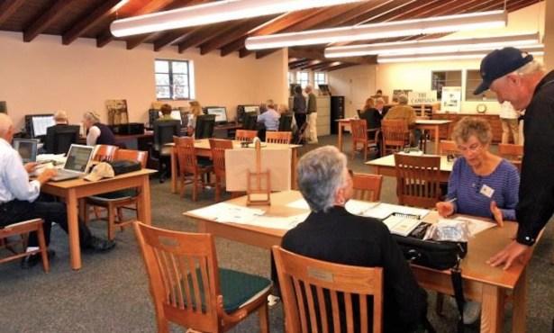 Santa Barbara County Genealogical Society's Sahyun Library to Reopen August 3
