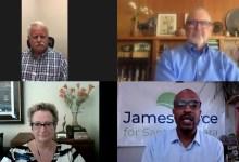 Santa Barbara Mayor's Three Top Challengers Meet (Virtually) Face-to-Face