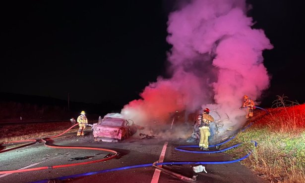 Four Fatalities in Two Hwy. 101 Accidents; Southbound Lanes Closed Wednesday Morning
