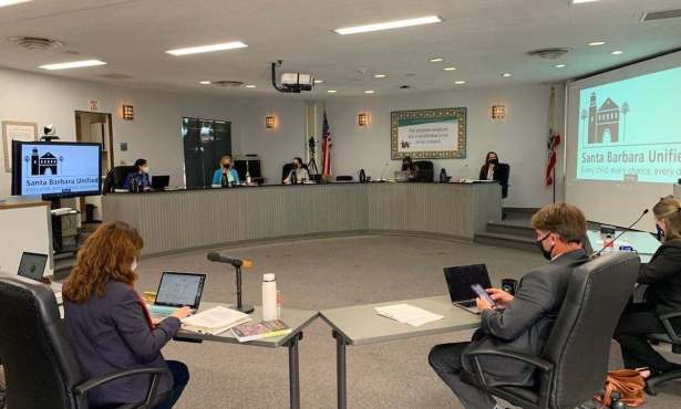 Santa Barbara School Boardmembers Push Mandatory COVID Vaccine