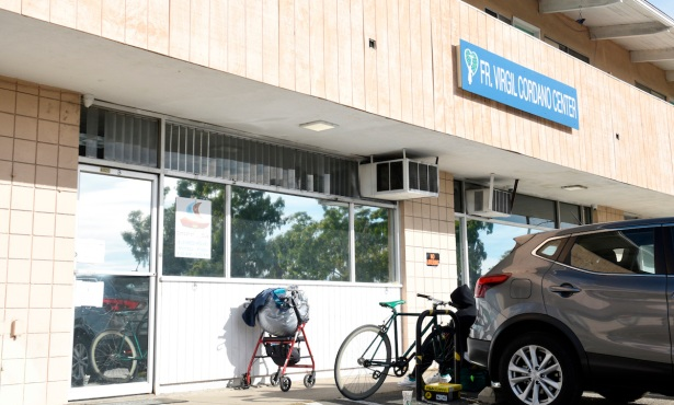 Virgil Cordano Homeless Day Center Reopens