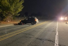 Collision on Cathedral Oaks Leaves Goleta Motorcyclist Dead