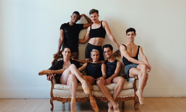 Ballet22 Pirouettes into Center Stage Theater
