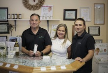 Goleta Family Business Goes From Olive Oil to Skin Care