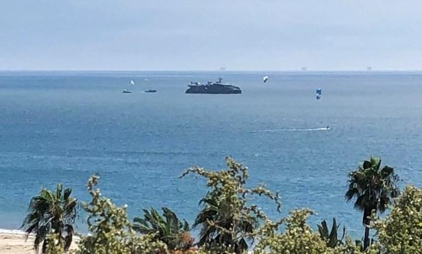 Billionaire Anchors Two Super-Yachts Off Santa Barbara Coast