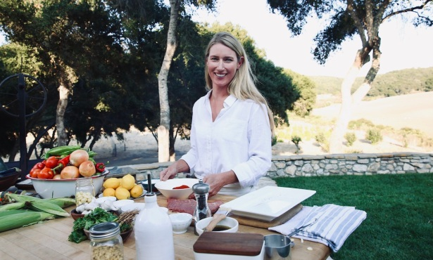 Television Now Serving 'Ranch to Table' from Santa Barbara