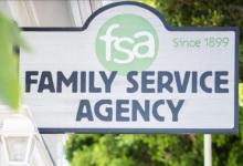 Step Up to Help Seniors for the Family Service Agency