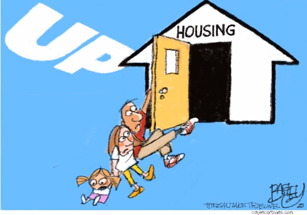 Why Californians Can't Afford A Home