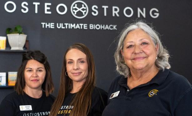 OsteoStrong Builds the Bones of Skeletal Health
