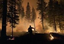 Fighting the Dixie Fire with a Santa Barbara Strike Team