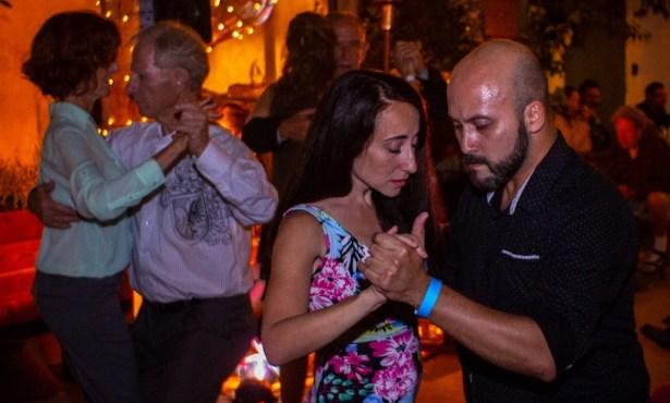 Tango Milongas Brings Dance to Santa Barbara