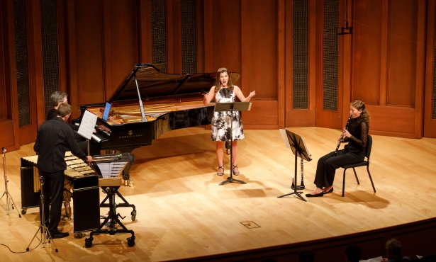 Music Academy x2 Concert Series, with Conor Hanick