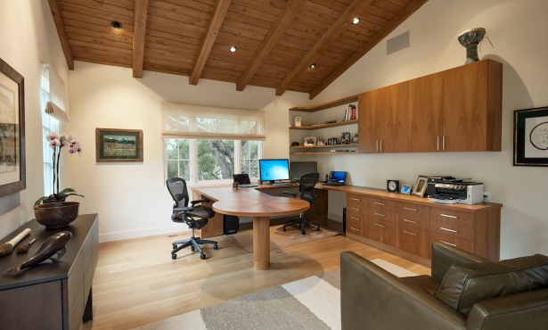 When Your Home Becomes Your Office