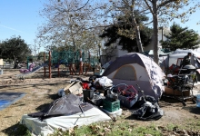Housing Prices Skyrocket, Homeless Camps Increase