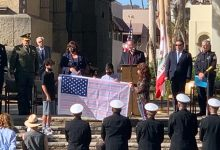Solemn Ceremony Remembers 9/11 Victims