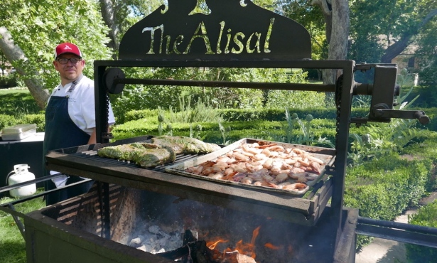 Alisal Ranch Fires Up California Cookouts in Santa Ynez Valley