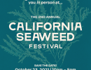 California Seaweed Festival