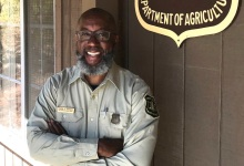 From City Kid to Los Padres Forest Ranger