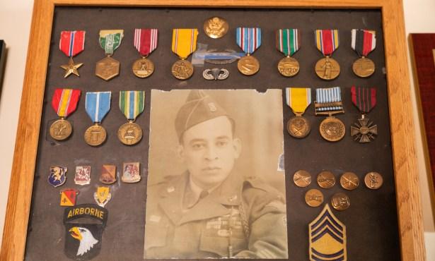 Santa Barbara's Sal Perez: WWII Vet, Family Man, Tequila Lover