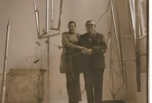 Belinda Rathbone's 'George Rickey: A Life in Balance' Captures the Late Artist's Local Impact