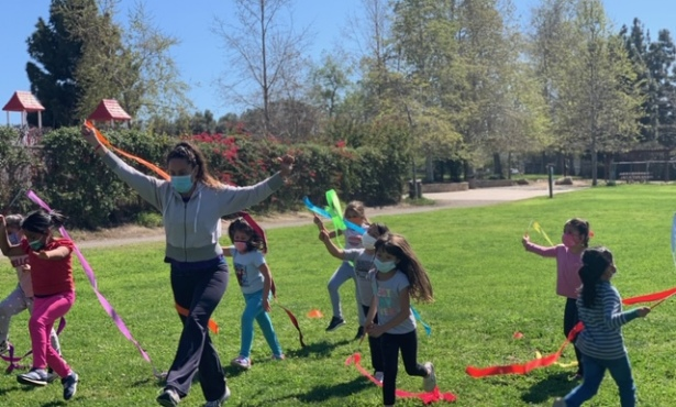 Santa Barbara Dance Institute (SBDI) Recieves Support from California Arts Council Through Arts & Cultural Organizations General Operating Relief Grant