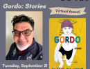 Chaucer's Chat with Author/Artist Jaime Cortez