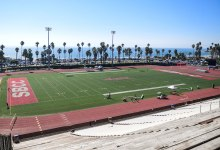 SBCC's La Playa Stadium to Remain Closed to Public Through Semester