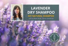 Virtual: Lavender Dry Shampoo Workshop