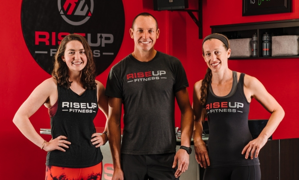 RiseUp Fitness Is for Anyone, Even Me