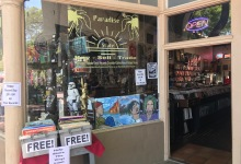In Person: Grand Opening Paradise On State Street